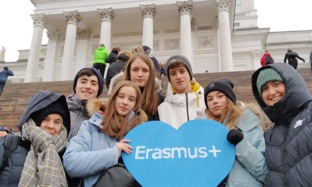 Erasmus + in Lohja, Finland