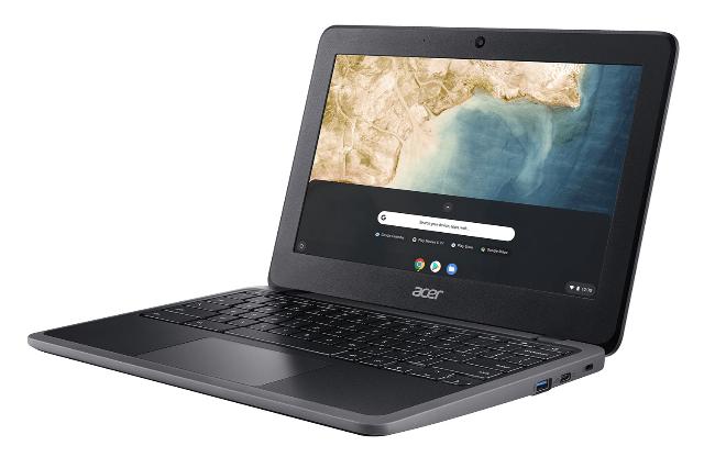 Chromebook eramangarriak jasotzeko prozedura